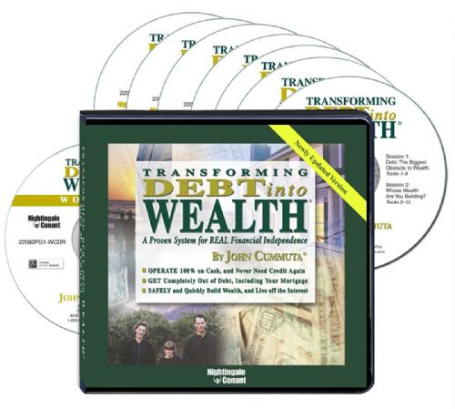 Transforming Debt to Wealth